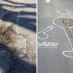 Wanksy Phallic Graffiti